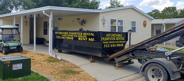 12 yard dumpster rental